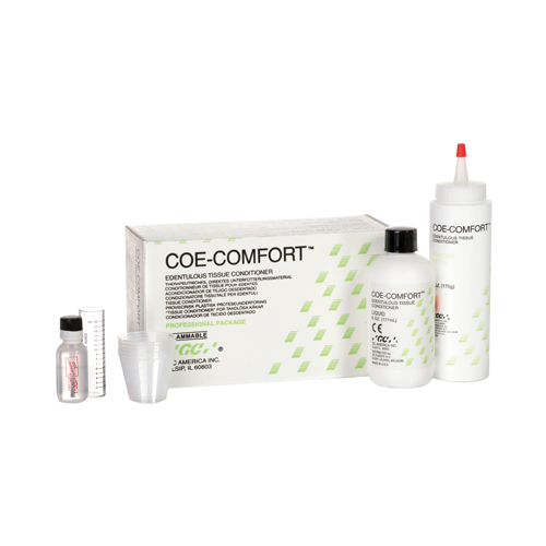 8190380 Coe-Comfort Tissue Conditioner Professional Package, 341001