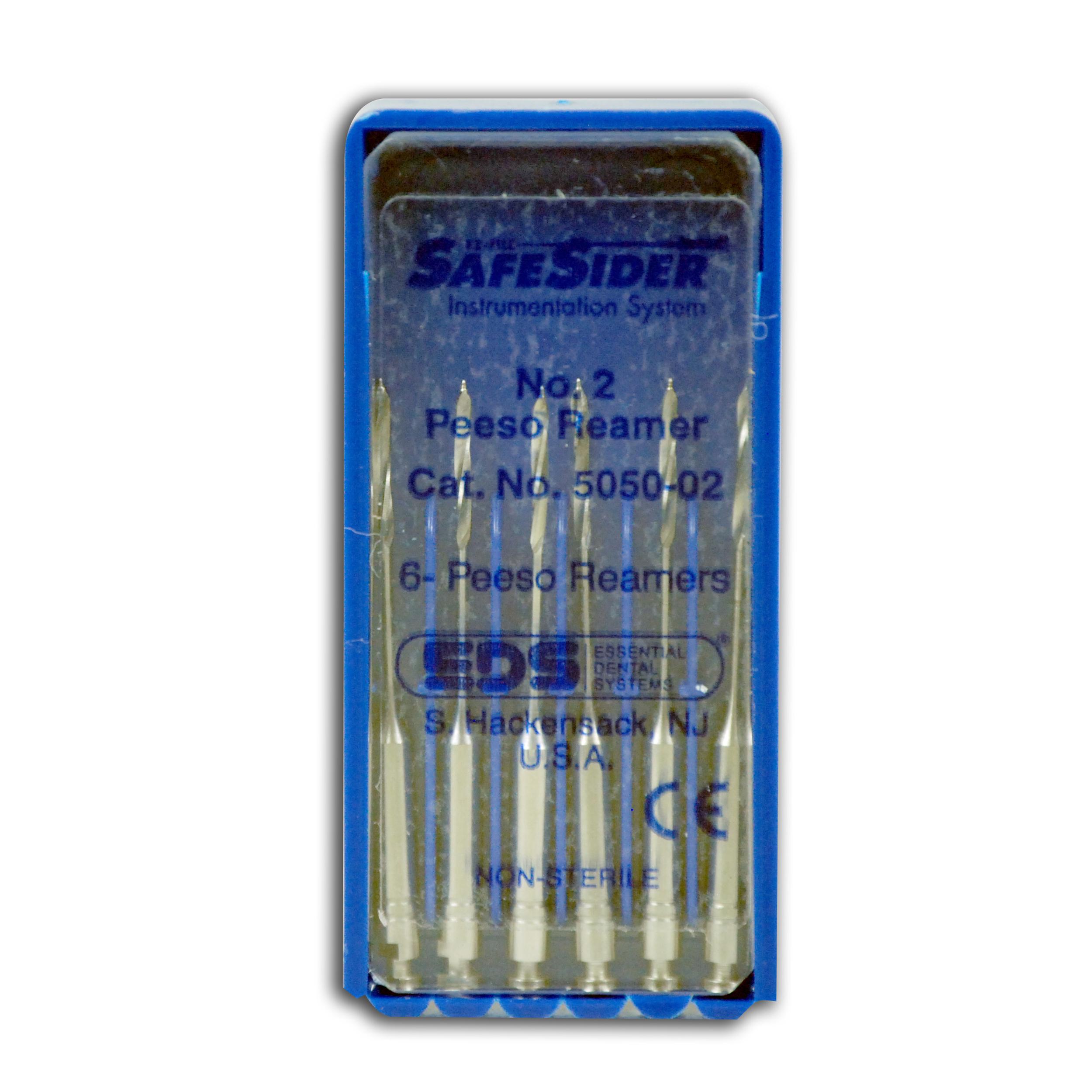 9532972 SafeSiders Peeso Reamer Refill #2, 19 mm, 6/Pkg, 5050-02