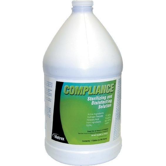9524613 Compliance Gallon, 10-2500