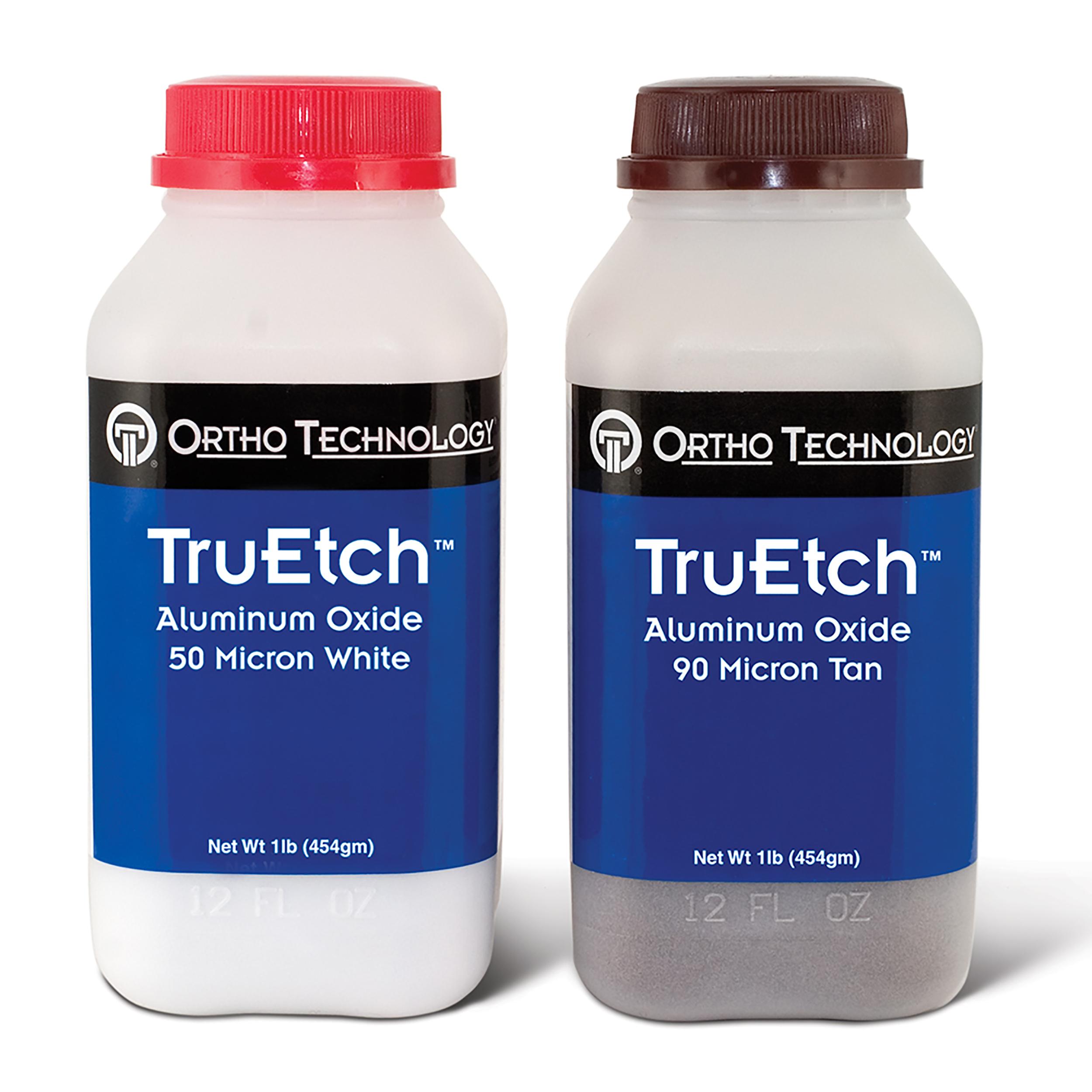 0926116 TruEtch Aluminum Oxide 50 Micron, White, 1 lb.