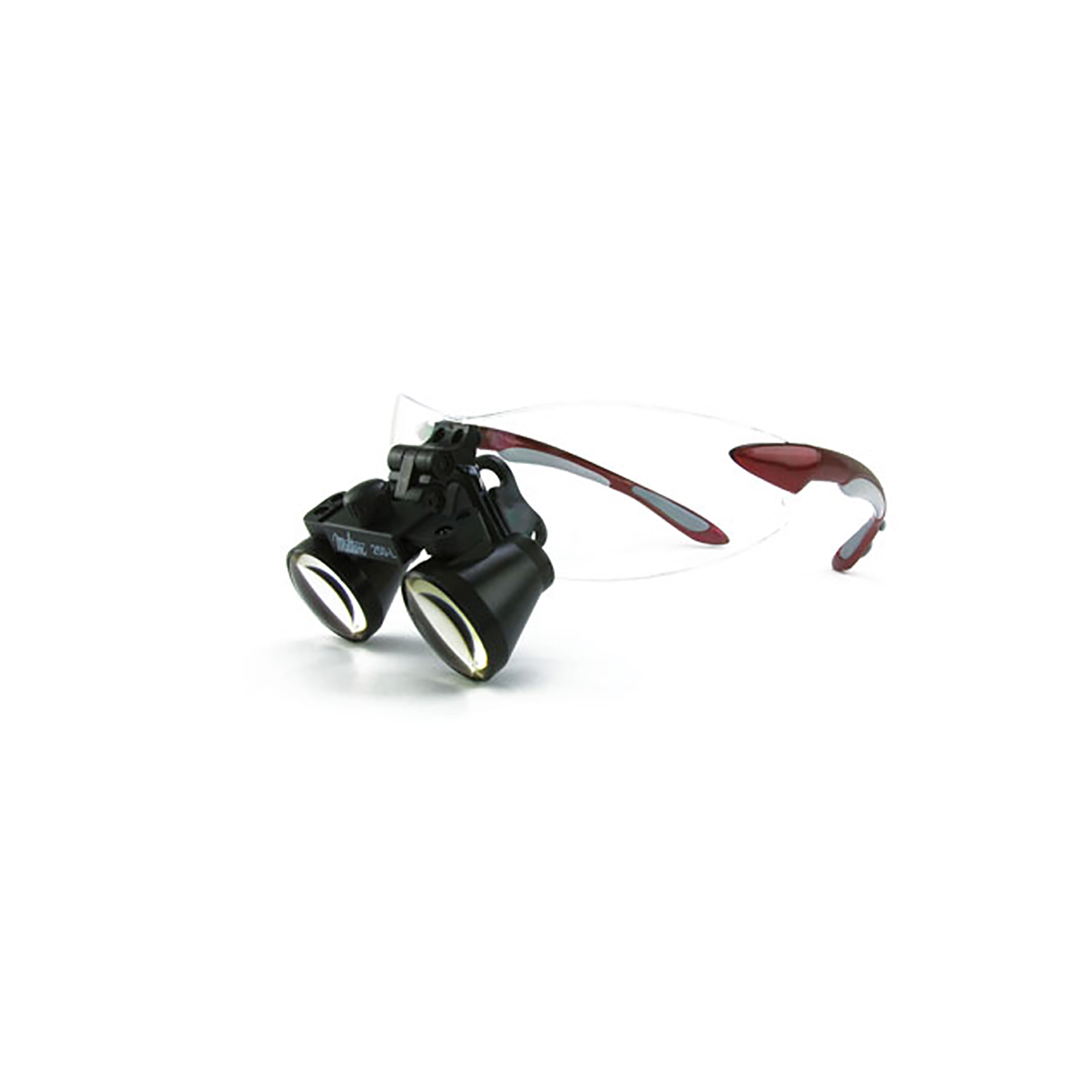 """9900958 Loupes Red Frame, 3.0x Kit, 10""""-13"""" Distance, 1-5004"""