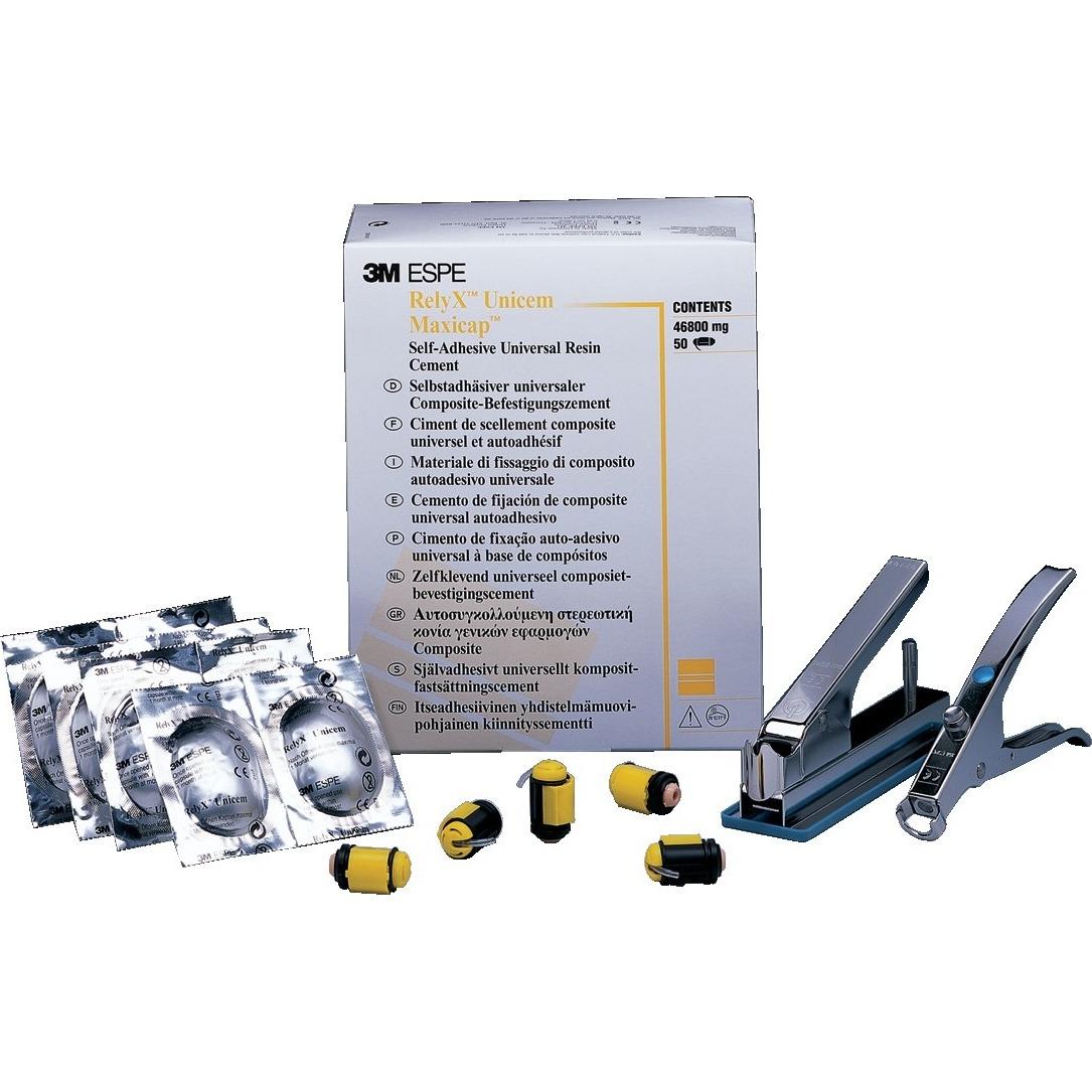 8677598 RelyX Unicem Maxicap Capsules A2 Universal, Refill, 20/Box, 56834