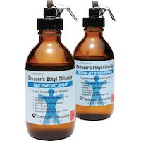 5041000 Gebauer's Ethyl Chloride Spray Medium Jet Stream, Spray, 3.5 oz, 038600103