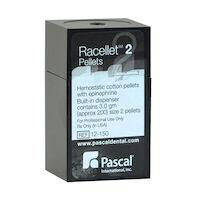 8762000 Racellets 1.15 mg Epinephrine HCl, Size 2, 200/Pkg., 12-150