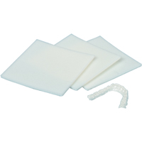 9524000 Bleaching Laminate with Foam Liner Clear, 50 Sheets, 9605780