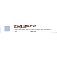 "8763100 Steam Indicator 8"" Strips, 250/Box, STDIND"