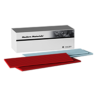 8496100 Modern Materials Utility Strips & Square Ropes Strips, Large, Red, 75/Pkg., 50094193