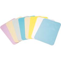 "9521300 Bracket Tray Covers 9"" x 13 1/2"", White, 1000/Box"