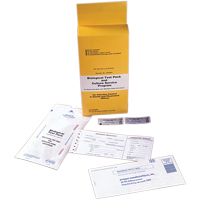 3232300 Biological Test Pack & Culture Service Program Service Program, 10/Box, 269067