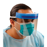 3411400 Face Shields Face Shield, 24/Box, GCSS
