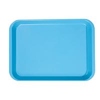 9514500 B-Lok Flat Trays Vibrant Blue, Flat Tray, 20Z401N