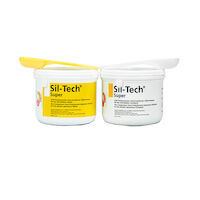 8535500 Sil-Tech Super Lab Putty, 1 kg, 563196AN