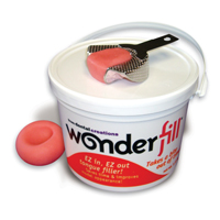 9855500 Wonderfill Tongue and Void Filler, 39 oz, 344