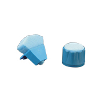 9501600 Endo Foam Inserts Triangle, White, 48/Pkg., EFI-1