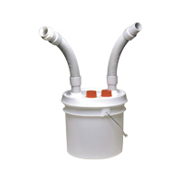 9568010 Disposable Plaster Trap 3 1/2 Gallon, Trap Kit