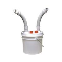 9568010 Disposable Plaster Trap 3 1/2 Gallon, Trap Kit