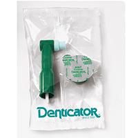 8281210 Denticator Combination Pack Soft Green Cup, Mint Coarse, 100/Pkg., 550010