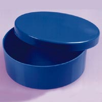 0903210 Economy Retainer Boxes Blue, 100/Pkg.