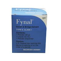 8131310 Fynal Permanent Zoe Cement Liquid, 609003