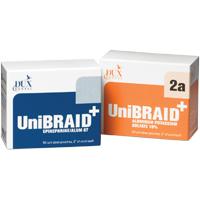 9558310 UniBRAID Aluminum Potassium Sulfate, #0a, 50/Box, 13360
