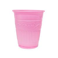 5250610 Plastic Cups Plastic Drinking Cups,1000/Case,Mauve,27701