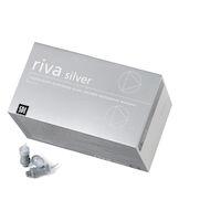 4473910 Riva Silver Silver Capsules, 50/Box, 8670008