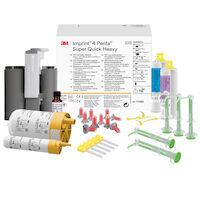 0867020 Imprint 4 VPS Impression Material Penta Super Quick Heavy Intro Kit, 71495