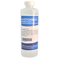 9500120 Acetone 16 oz., 0019-15