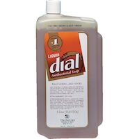 3791220 Dial Soap Gold, Pump Bottle, 7.5 oz., 84014