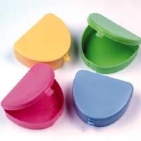 "0903220 Retainer Boxes 1"", Assorted Neon, 12/Pkg., 25R500"