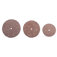 "9522520 Cut-Off Wheel 1 1/4"" x .062"", Reddish-Brown, 100/Pkg., 1900320"