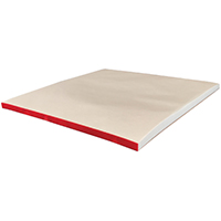 "9516620 Mixing Pads Parchment, 6"" x 6"", 70 Sheets"