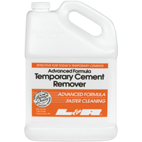 8572130 Ultrasonic Solution Concentrates & Cleaning Powders Adv. Formula Temporary Cement Remover, Gallon, 293