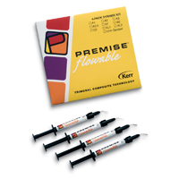 8547230 Premise Flowable A2, Syringe, 1.7 g, 4/Box, 33373