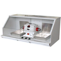 5250330 575 Bench Top Polishing and Grinding Work Station 575 Complete Bench Top System,575