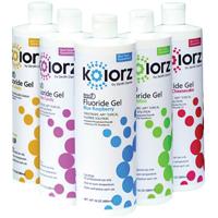 9503330 Kolorz Sixty Second Fluoride Gel Triple Mint, 16 oz. Bottle, 2/Pkg., 777301