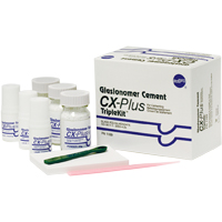 8884430 CX-Plus GlasIonomer Triple Kit, 1169