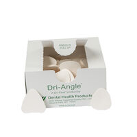4950630 Dri-Angle Assorted, Plain, 360/Pkg., 31SL