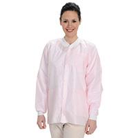9510630 Extra Safe Jackets Medium, Lt Pink, 10/Pkg, 3630LPM