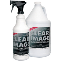 9506630 Clear Image Quart, w/Foamer Spray, CI-32-12