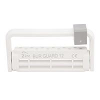9536830 Bur Guards 12-Hole, White, 50Z406A