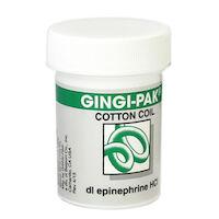 9200930 Gingi-Pak Cotton Coil Cotton Coil, 10140
