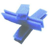 8104930 Dual Arch Fluoride Trays Trays, 100/Pkg., 56553