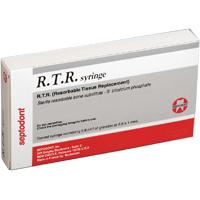9517930 R.T.R. Syringe Syringe, 0.8 cc, 01-S0500