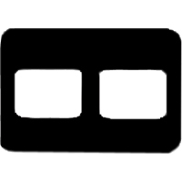 8854140 EZ-View Clear 20-1020, 2H for #2 film, 100/Pkg.