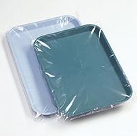 "9551640 Pinnacle Tray Sleeves 7 1/2"" x 10 1/2"", 500/Box, 3300f"