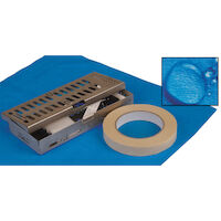 """3233640 CSR Sterilization Wrap 12"""" x 12"""", 100/Box, SW12"""