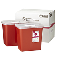 3170740 Sharps Recovery Dental Containers 2 Gallon, 2/Box, 3880