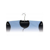 9558740 Lead-Free X-Ray Aprons Panoramic Apron Hanger w/Swivel, Chromed Steel, 31450