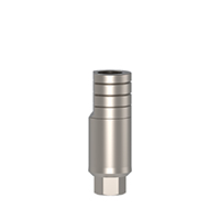 4970250 Straight Cemented Abutments Thin Cementing Post, 10 mm, AGM-104